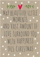 Image of Beautiful Little Moments : Greeting Card