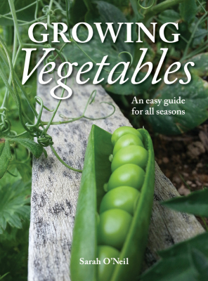 Image of Growing Vegetables : An Easy Guide For All Seasons