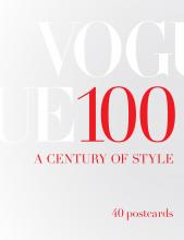Image of Vogue 100 A Century Of Style : 40 Postcards