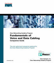 Image of Cnap Fundamentals Of Voice & Data Cabling