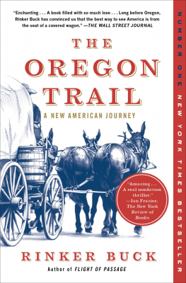 Image of Oregon Trail : A New American Journey