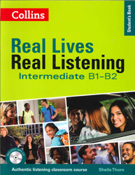 Image of Real Lives Real Listening : Intermediate B1-b2