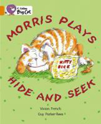 Image of Morris Plays Hide And Seek