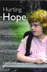 Image of Hurting Hope : What Parents Feel When Their Children Suffer
