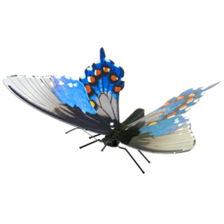 Image of Metal Earth : Butterfly Pipevine Swallowtail