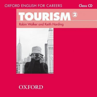 Image of Tourism 2 : Oxford English For Careers : Audio Cd