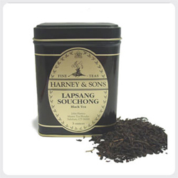 Harney Tea : Lapsang Souchong Loose Leaf Tin
