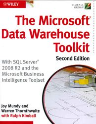 Image of Microsoft Data Warehouse Toolkit : With Sql Server 2008 R2 And The Microsoft Business Intelligence Toolset