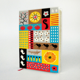 Image of A6 Journal : Montage