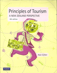 Image of Principles Of Tourism : A New Zealand Perspective