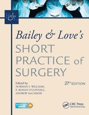 Image of Bailey And Love's Short Practice Of Surgery