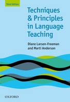 Image of Techniques And Principles In Language Teaching
