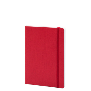 Image of Notebook Fabriano Ecoqua Taccuino A6 Blank Raspberry