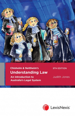 Image of Chisholm & Nettheim S Understanding Law : An Introduction Toaustralia S Legal System