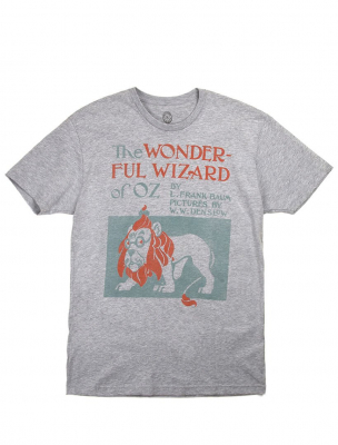 Image of The Wonderful Wizard Of Oz : Unisex X Small T-shirt