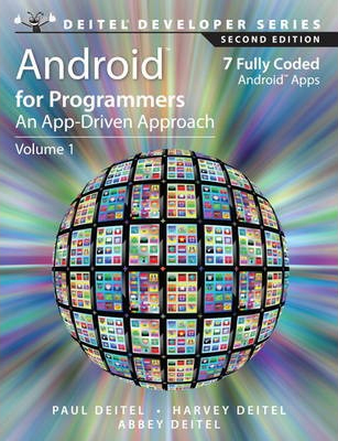 Image of Android For Programmers : An App Driven Approach