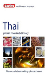 Image of Berlitz Thai Phrase Book And Dictionary