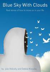 Image of Blue Sky With Clouds : Real Stories Of How To Move On In Your Life