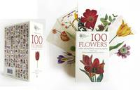 Image of 100 Flowers From The Rhs : 100 Postcards In A Box