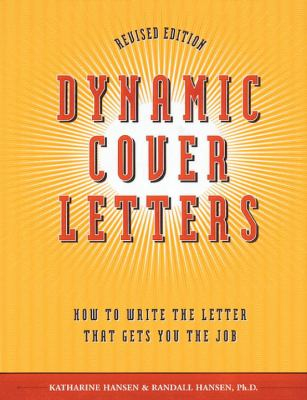 Image of Dynamic Cover Letters For New Graduates