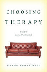 Image of Choosing Therapy A Guide To Getting What You Need