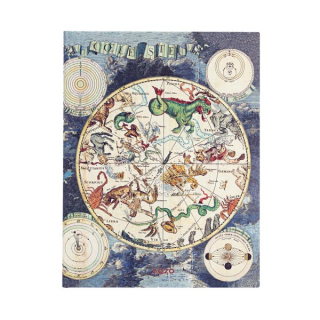 Image of Celestial Planisphere 2020 Diary Week At A Time Ultra Horizontal Format