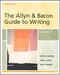 Allyn & Bacon Guide To Writing Brief 4th Edition
