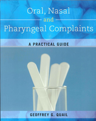 Image of Oral Nasal And Pharyngeal Complaints : A Practical Guide