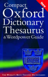 Image of Compact Oxford Dictionary & Thesaurus