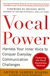 Image of Vocal Power : Harness Your Inner Voice To Conquer Everyday Communication Challenges