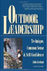 Image of Outdoor Leadership Technique Common Sense & Self Confidence