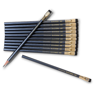 Image of Pencils Palomino Blackwing 602 Firm Graphite 12 Pack