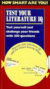 Image of How Smart Are You? Test Your Literature Iq