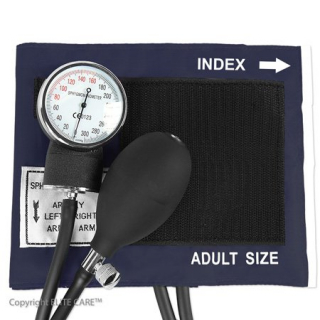 Image of Sphygmomanometer Elitecare Traditional Navy
