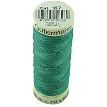 Image of Gutermann Thread Jade Green 100m