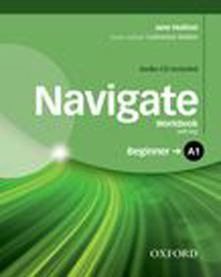 Image of Navigate : Beginner A1 Workbook With Key And Cd Pack