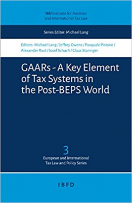 Image of Gaars : A Key Element Of Tax Systems In The Post-beps World