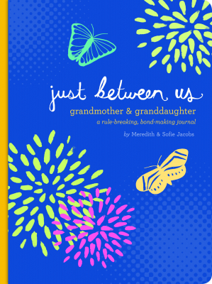 Image of Just Between Us : Grandmother And Grandaughter Journal