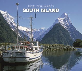 Image of New Zealand's South Island
