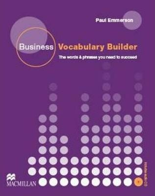 Image of Business Vocabulary Builder : Student Pack