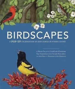 Image of Birdscapes : A Pop-up Celebration Of Bird Songs In Stereo Sound