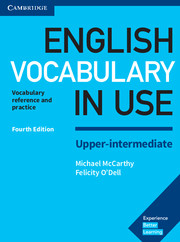 Image of English Vocabulary In Use : Upper-intermediate With Answers Vocabulary Reference And Practice