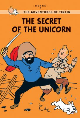 Image of Secret Of The Unicorn : The Adventures Of Tintin
