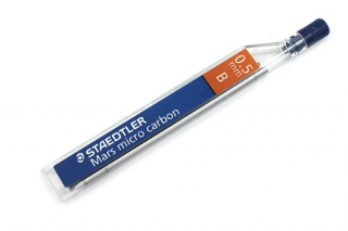 Image of Pencil Leads Staedtler Mars Micro 0.5mm B