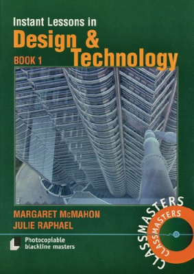 Image of Instant Lessons In Design And Technology : Book 1