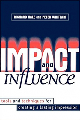 Image of Impact & Influence How To Market Yourself In Your