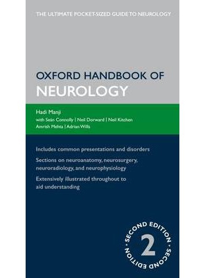 Image of Oxford Handbook Of Neurology