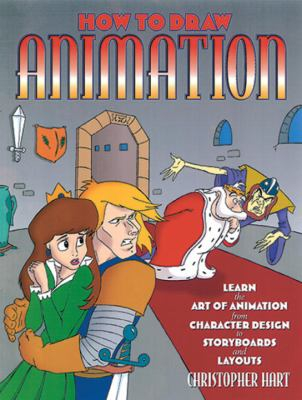 Image of How To Draw Animation Learn The Art Of Animation From Character Design To Story Boards & Layouts