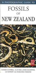 Image of Photographic Guide To Fossils Of New Zealand