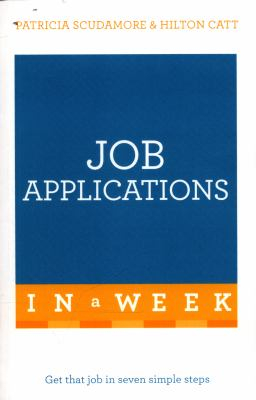 Image of Job Applications In A Week